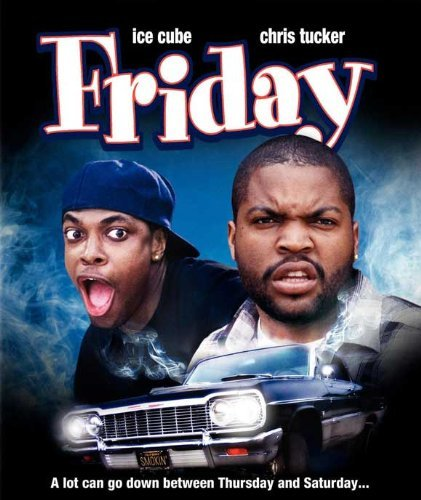 Friday POSTER Movie (11 x 14 Inches - 28cm x 36cm) (1995)