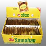 100 X Packets Samahan Ayurvedic Herbal Ceylon Tea Natural Drink For Sale
