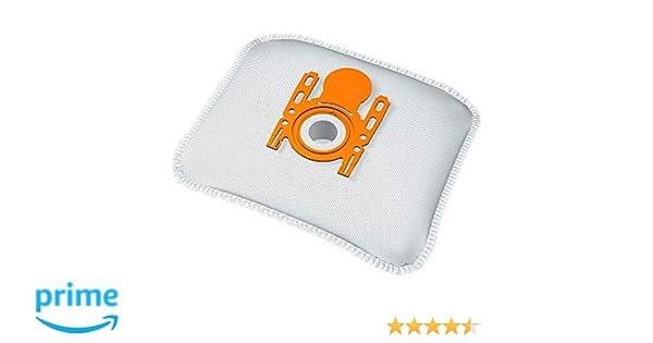 10 Bolsa de aspiradora como alternativa para Bosch BBZ41FGALL – Type G all (nº 17000940), geeigneter Bolsa para el polvo BS 216 M con cierre Higiene, ...