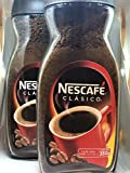 Nescafe instant coffee clasico 12 oz jars 2/pack