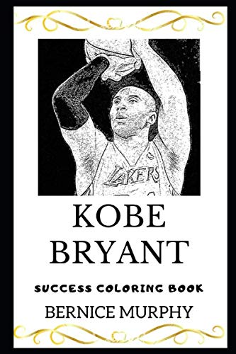 Kobe Bryant Success Coloring Book