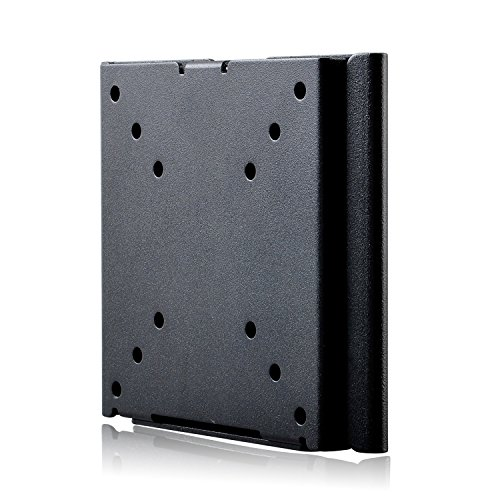 19in Widescreen Flat Panel - Ultra Slim TV Wall Mount Bracket for 10-30