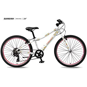 Guardian Lightweight Kids Mountain Bike White