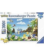Ravensburger 128402 Puzzel Pokémon - Legpuzzel - 200 Stukjes