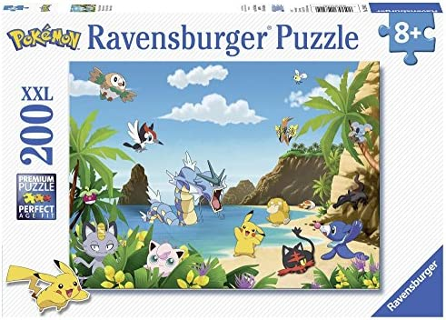 Ravensburger Jigsaw Puzzle Pokemon 300Â