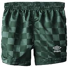 UMBRO Boys' Checkerboard Short