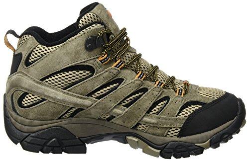 Merrell Moab 2 Mid Gtx Walking Boots Pecan