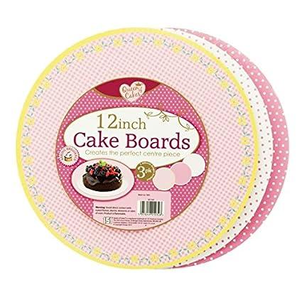 "6 bandejas para tartas 12 ""30 cm/2 ..."