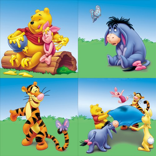 Blue Mountain Winnie The Pooh Wallpaper - Blue Mountain Wallcoverings 31720448 Pooh