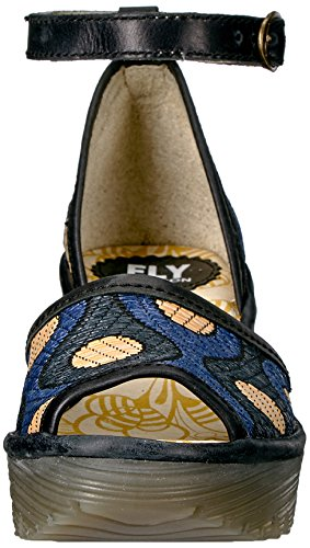 Fly London - Zapatos de tacón  mujer Azul