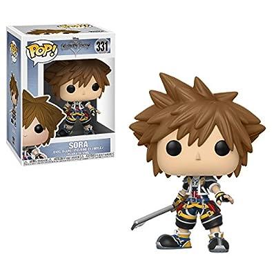 Funko Pop Disney: Kingdom Hearts - Sora Collectible Vinyl Figure: Funko Pop! Disney:: Toys & Games