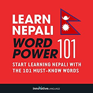 Learn Nepali - Word Power 101 Hörbuch