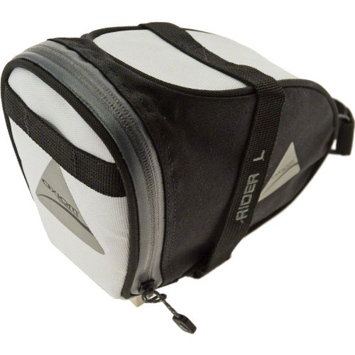 Axiom Rider Seat Bag Large 97ci White - Haro Seats