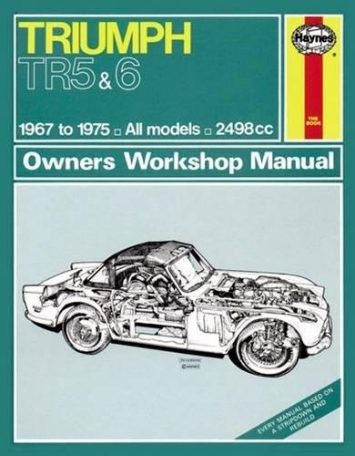 Triumph Tr5 & Tr6 Owner's Workshop Manual
