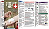 Emergency First Aid: A Folding Pocket Guide to