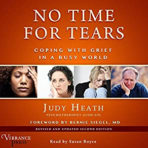 No Time for Tears Audiobook