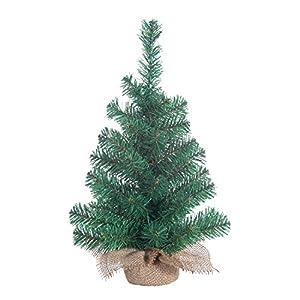 Amazon.com: Small Christmas Tree Indoor Gerson Tabletop 18 ...