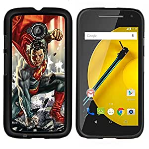 Stuss Case / Funda Carcasa protectora - Comics carácter del hombre de los hijos de - Motorola Moto E2 E2nd Gen