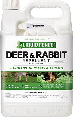 Liquid Fence Deer Rabbit