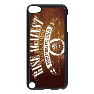 Ipod Touch 5 Rise Against pattern design Phone Case HJRA1299958