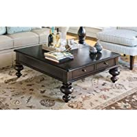 Paula Deen Home Put Your Feet Up Table, Tobacco
