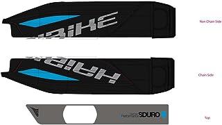 Haibike Adesivo batteria e-bike ciano/grigio Haibike Sduro (Decorazione) / Battery decor e-bike cyan/grey Haibike Sduro (Decoration)