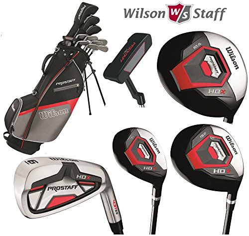 Wilson ProStaff HDX Graphite Iron Mens Right Hand Set