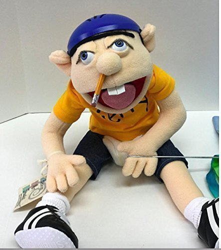 Jeffy puppet the Official SML puppet made by Evelinka by Evelinka Puppets From Beacon Art Studios
