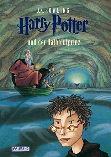 Harry Potter und der Halbblutprinz Gebundenes Buch – 8. Oktober 2005 Joanne K. Rowling Klaus Fritz Carlsen 3551566666