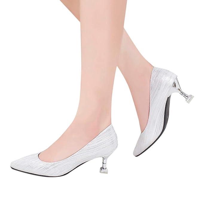 f85be85bc14 Mujer Zapato De Tacón Alto