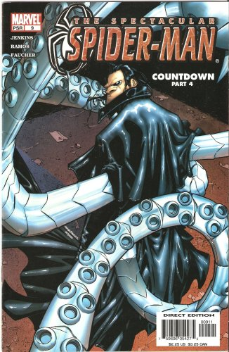 The Spectacular Spider-man #9 (Countdown: Part 4) March 2004 PDF