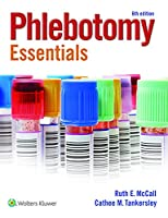 Phlebotomy Essentials, 6th Edition Front Cover