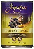 Cheap Zignature Turkey Formula Canned Dog Food, 13 Oz (12 Cans In A Case)