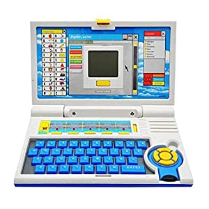 SillyMe Kids Laptop Toy Learning...
