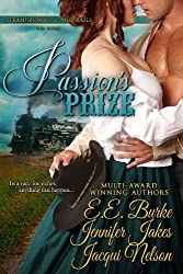 Passion's Prize (Steam! Romance and Rails Book 1)