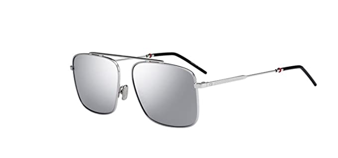 bd951e6335bc8 Image Unavailable. Image not available for. Color  New Christian Dior Homme  0220S 0010 DC Palladium Sunglasses