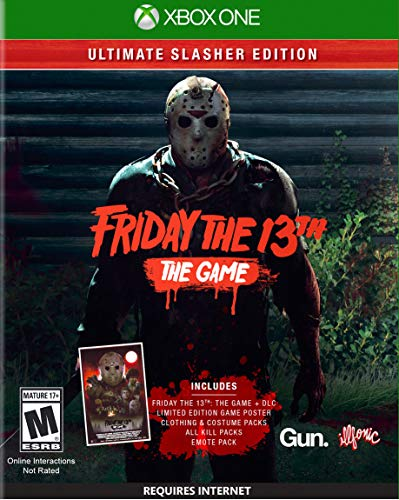 Best friday the 13th xbox one digital for 2020