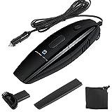 Car Vacuum 12V, Foseal Super Mini Car Vacuum Cleaner Portable...