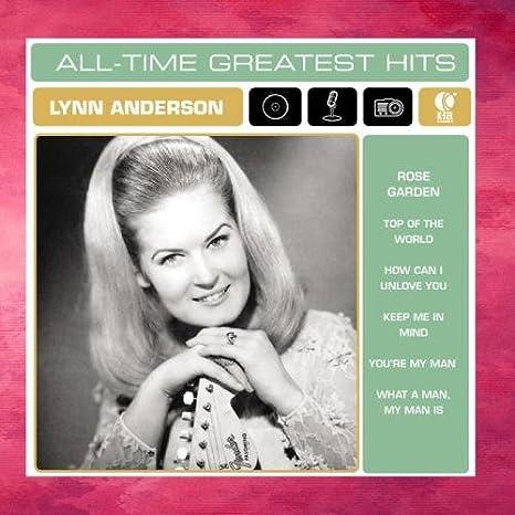 Lynn Anderson - Lynn Anderson: 16 All-Time Greatest Hits - Amazon ...