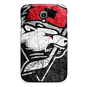 High Quality Shock Absorbing Case For Galaxy S4-charlotte Checkers