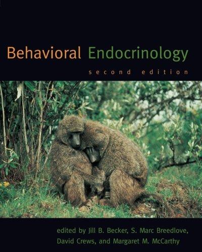 Behavioral Endocrinology, Second Edition