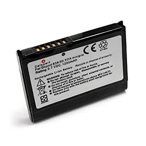 BoxWave Standard Capacity HTC Wizard (Cingular 8125) Battery