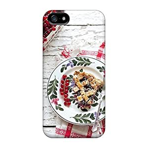 New Wonderful Food Cases Covers, Anti-scratch WKz31701GNBG Phone Cases For Iphone 5/5s