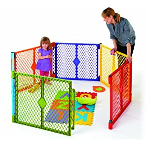 North States Industries Superyard Playard