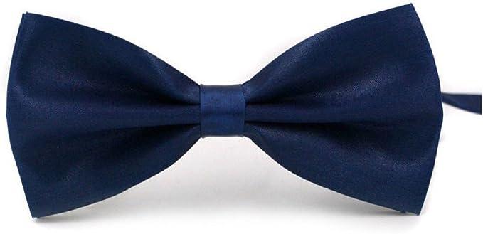 Boolavard clásica corbata pajarita pajarita novedad esmoquin moda ...