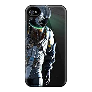 [MwT1269WGno] - New Dead Space 3 2013 Protective Iphone 4/4s Classic Hardshell Cases