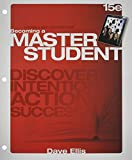 Bundle: Becoming a Master Student, Loose-leaf Version, 15th + MindTap College Success, 1 term (6 months) Printed Access Card