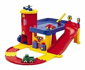 Viking Toys 5556  - Garaje con rampa de juguete [Importado de Alemania]
