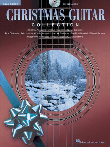 Christmas Guitar Collection: 20 Songs Arranged for Solo Fingerstyle Guitar (Non Traditional Christmas Songs)
