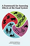 img - for A Framework for Assessing Effects of the Food System book / textbook / text book